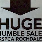 ANOTHER HUGE JUMBLE SALE !