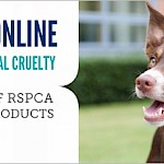 Do you shop online with the RSPCA?