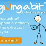 "Can you help us by ""Giving A Bit"" ?"