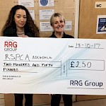 RRG Rochdale Peugeot Facebook Prize!